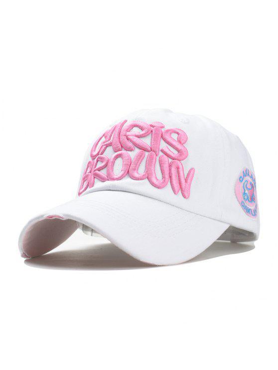 new Fashion Unisex Classic Trucker Baseball Golf Mesh Cap Hat vintage question mark women men hip-hop baseball cap - WHITE
