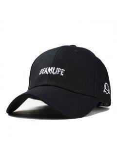Fashion Unisex Classic Trucker Baseball Golf Mesh Cap Hat Vintage Question Mark Women Men Hip-hop - Black