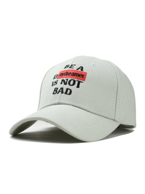 new Fashion Unisex Classic Trucker Baseball Golf Mesh Cap Hat vintage question mark women men hip-hop baseball cap classic polo style - LIGHT BLUE  Mobile