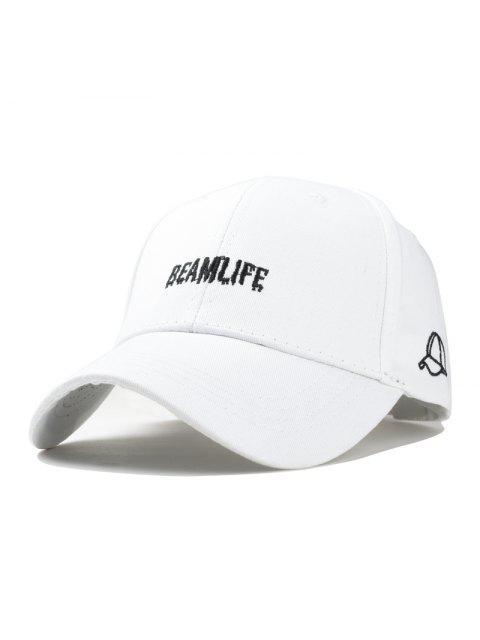 outfit Fashion Unisex Classic Trucker Baseball Golf Mesh Cap Hat vintage question mark women men hip-hop - WHITE  Mobile