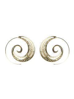 Fashion Hoop Earrings Set Party Jewerly Set Jewerly Gift Big Hoop Earrings Women Girls Wedding Party Jewelery - #002