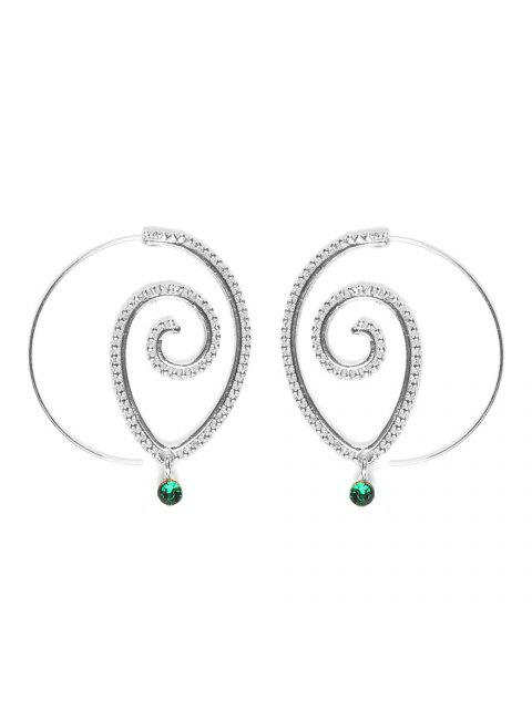 buy Fashion Hoop Earrings Set Party Jewerly Set Jewerly Gift Big Hoop Earrings Women Girls Wedding Party Jewelery - #005  Mobile