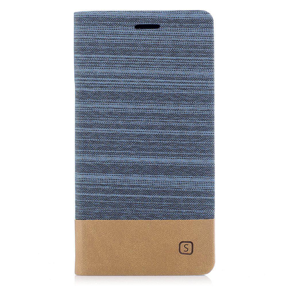 Housse en cuir PU style Flip Design simple pour Samsung Galaxy J5 2017 (édition Europe et Asie)