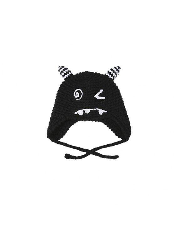 2018 Bebé Sombrero De Dibujos Animados Tejer Accesorios Para Bebés ...