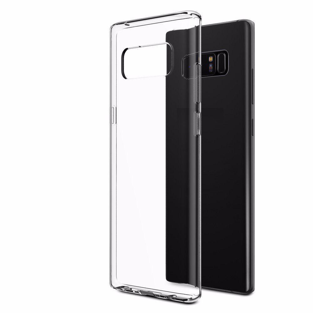 Ultrathin Shock absorption Bumper Tpu Clear Case for Samsung Galaxy Note 8 227076801
