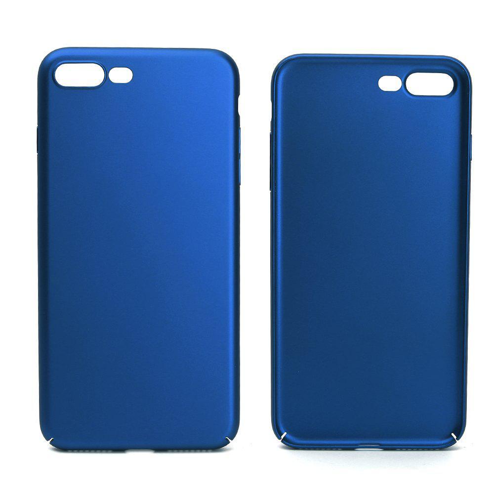 Ocube Metallic Finish Anti Discoloring Premium Hard Plastic Case Cover for Iphone 7PLUS 8PLUS 228861802
