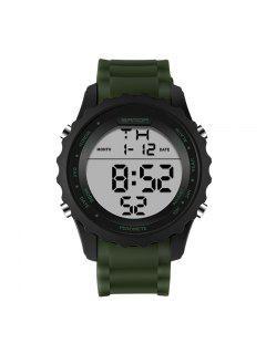 Sanda 369 4590 Fashion Luminous Quartz Men Watch - Hampton Green