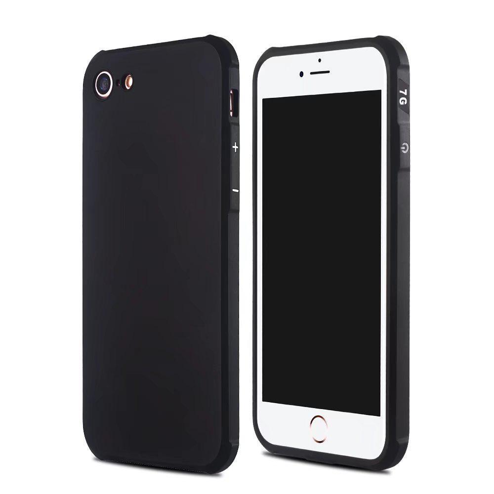 Airbag Corner Tpu Phone Case pour Iphone 7/8-Black