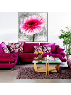 Hua Tuo Flower Oil Painting Size 60 X 60CM Ht -160661 - 24 X 24 Inch (60cm X 60cm)