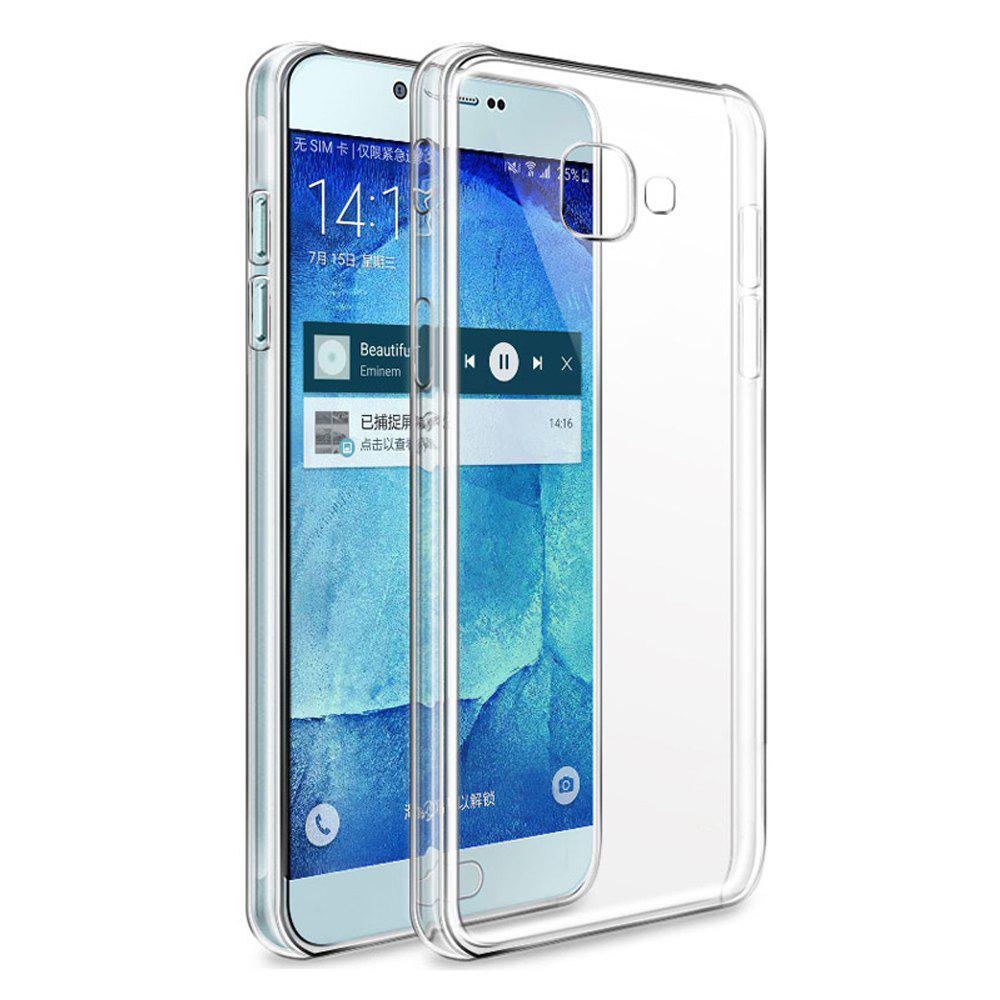 Ultra-Thin Tpu Back Case pour Samsung Galaxy A7 (2017)