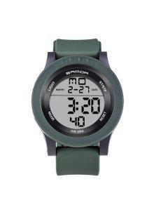 Sanda 336 5311 Reloj Deportivo Multifuncional Hombre Deportivo - Verde