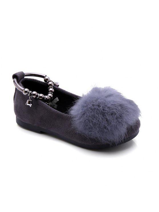 2018 Nuevo Estilo De Moda Zapatos De Cuero De Conejo De Todo El ...