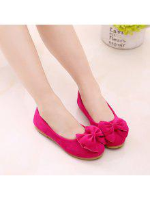 c91d74db1 ... BZ-A06 Spring New Fashionable All-Match Jelly Girls Bow Shoes Doug Shoes