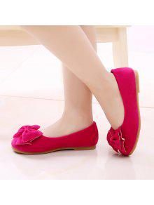 6f20c609e ... BZ-A06 Spring New Fashionable All-Match Jelly Girls Bow Shoes Doug Shoes  ...