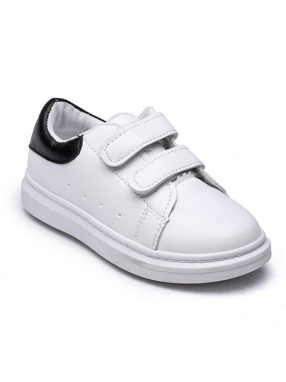 Big Kids Sports Shoes Chaussures Enfant en Chaussure Blanche Chaussures Respirant Garçon BLACK RED GREEN