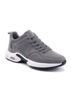 Men Autumn Fashion Sneakers - Gray 40