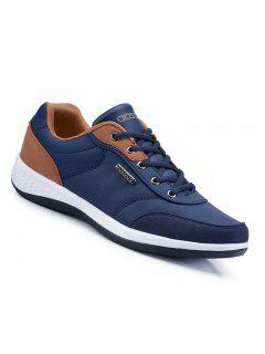 Zapatos Casuales De Cuero Al Aire Libre Del Viaje De La Moda Casual De Los Hombres Tamaño 39-44 - Jacinto 41