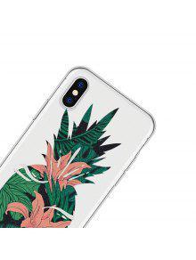 X Wear Iphone Proof Funda Engrosada Piña Tpu Protectora Para Flexible 3RAj5L4